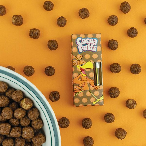 Cocoa Puffs - Cereal Carts