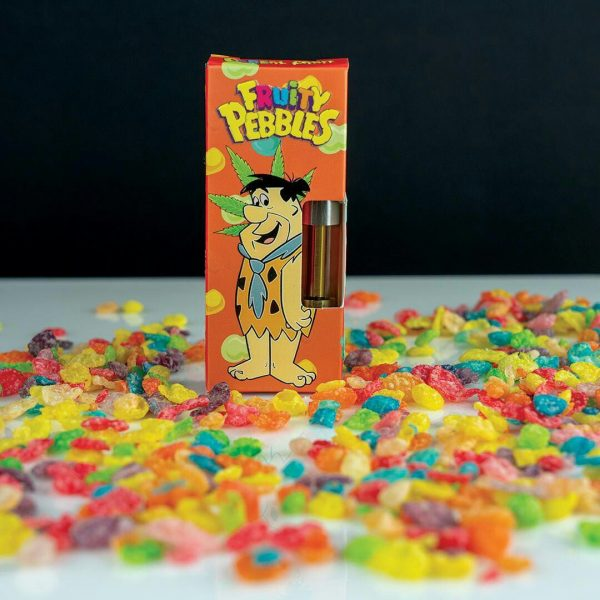 Fruity Pebbles - Cereal Carts