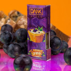 DANK VAPES - GRAPE CAKE