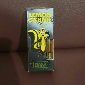 DANK VAPES - LEMON SKUNK